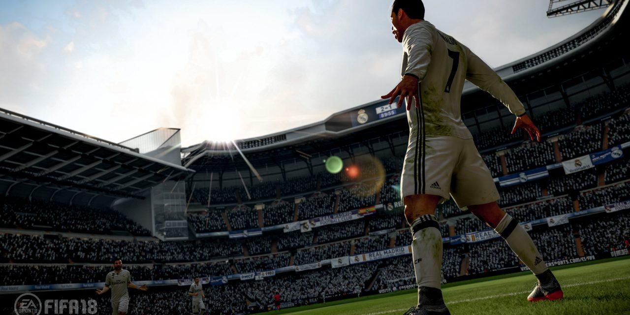 [Gerucht] FIFA 18 demo verschijnt 15 september!