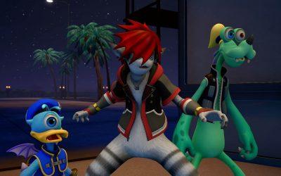 Nieuwe Kingdom Hearts 3 details komen 18 mei