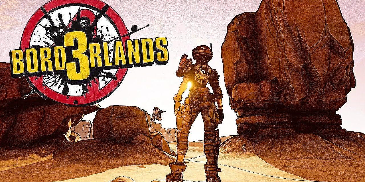 """""""Borderlands 3 niet aanwezig op E3 2018"""""""