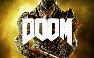 Doom & Wolfenstein II aangekondigd voor Switch