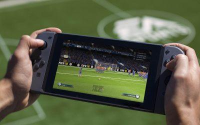 """""""FIFA 18 op de Switch zal niet de laatste zijn"""""""