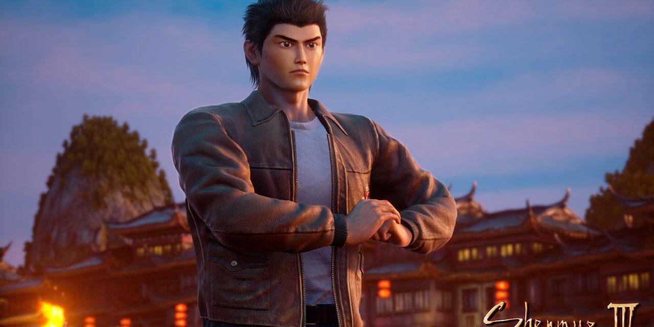 Ook Shenmue 3 uitgesteld naar 2019
