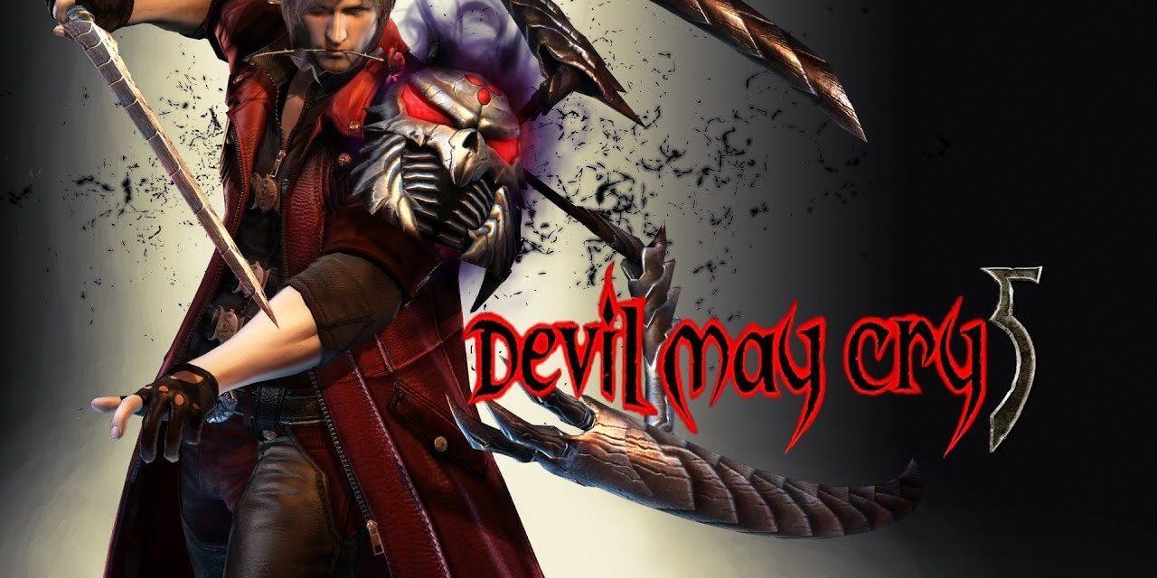 Capcom registreert DevilMayCry5.com domein