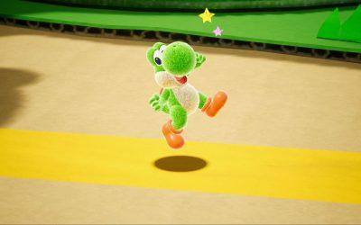 Heet Yoshi voor Switch eigenlijk Yoshi's Crafted World?