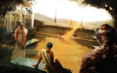 Assassin's Creed Odyssey gelekt: speelt zich af in Griekenland