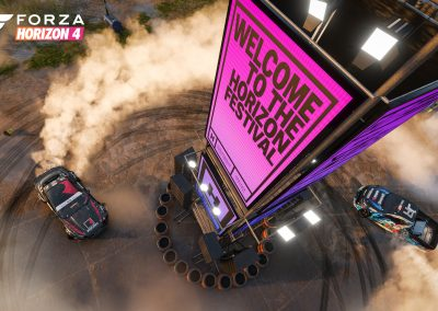 Forza Horizon 4 Welcome to the Horizon Festival