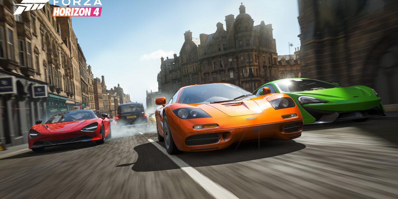 Forza Horizon 4 demo vandaag beschikbaar!