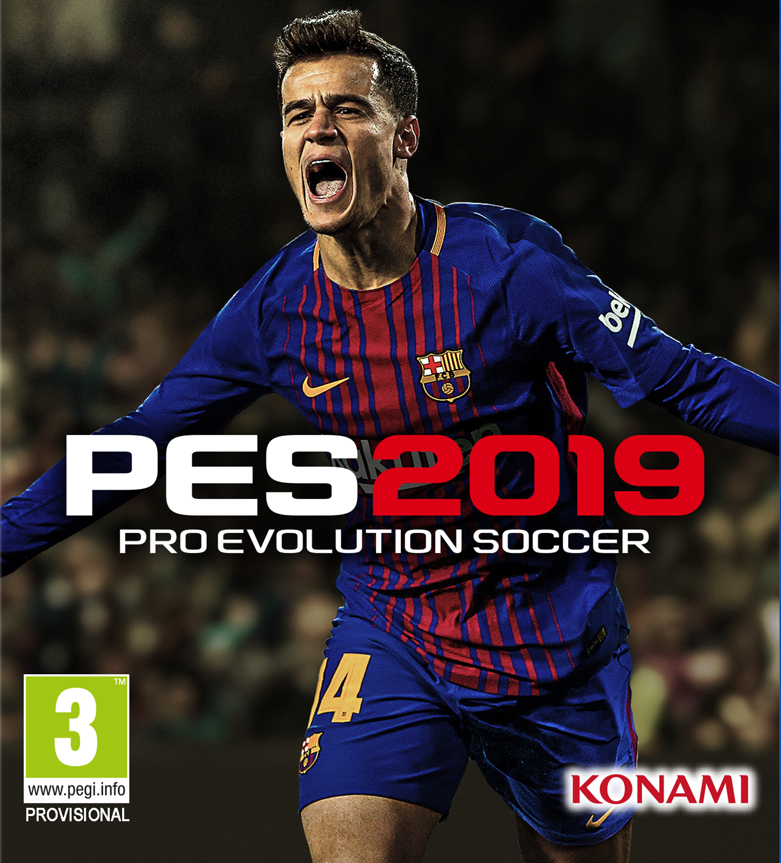 FIFA 21 boxart