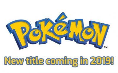 Nieuwe Pokémon RPG in 2019 naar Switch