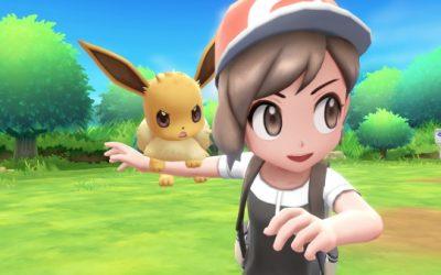 Pokémon Let's Go! officieel aangekondigd voor Switch