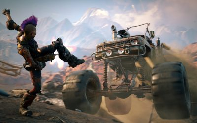 RAGE 2 release is in 2019 + gameplay trailer