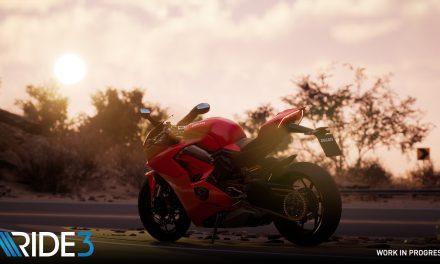 Ride 3 aangekondigd, release in november