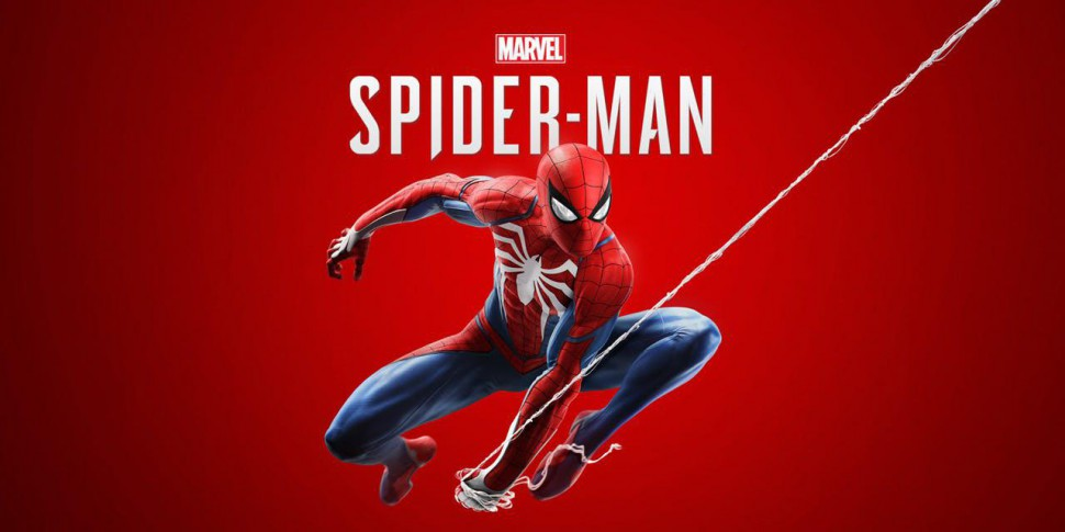 Spider-Man PS4 logo