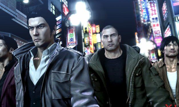 Yakuza 3, 4 en 5 Remastered aangekondigd voor PS4