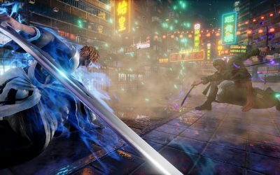 Jump Force release is ergens in februari