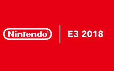 Nintendo @ E3 met Super Smash Bros. Ultimate, Dragon Ball FighterZ & meer!