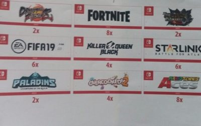"""Lek """"bevestigt"""" Dragon Ball FighterZ, Fortnite & meer voor Switch op E3"""