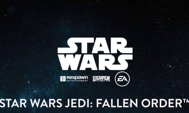 Star Wars Jedi: Fallen Order aangekondigd