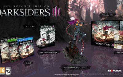 Darksiders 3 release bevestigd voor 27 november