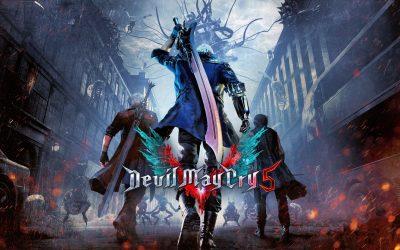 Ook Devil May Cry 5 release datum aangekondigd + nieuwe trailer