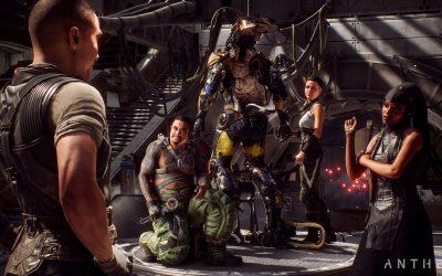 Anthem's verhaal zal volgende Dragon Age & Mass Effect inspireren