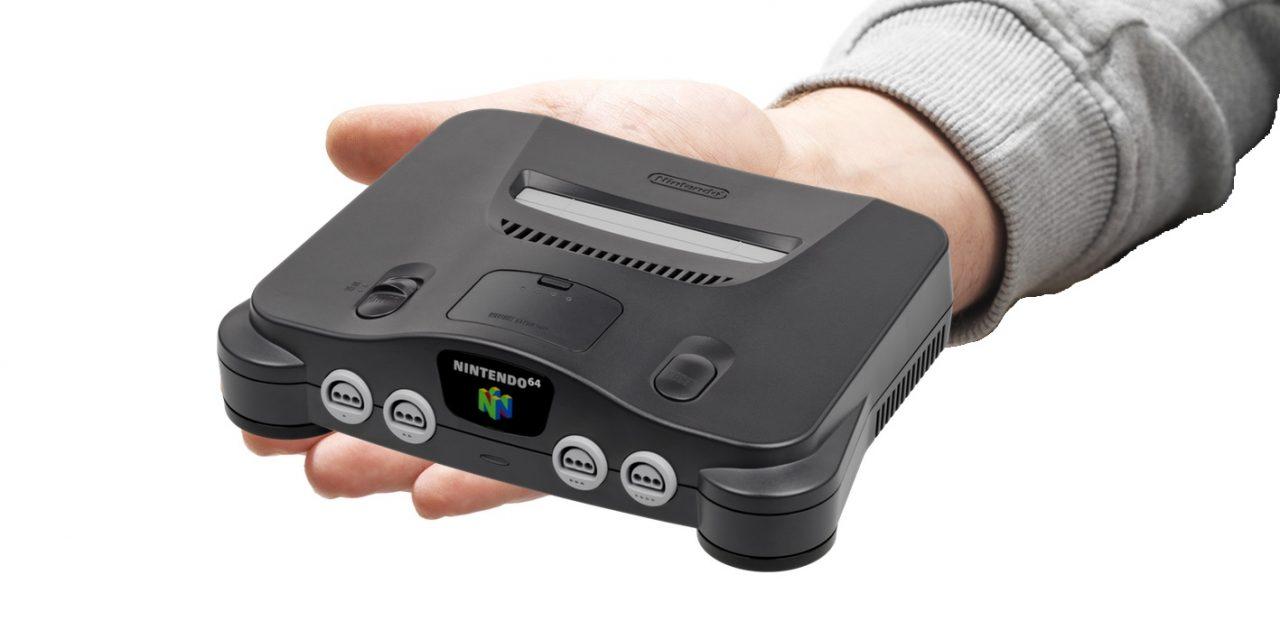 Nintendo 64 Classic Mini lijkt er zeker aan te komen!