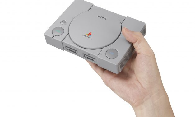 Sony kondigt PlayStation Classic aan